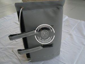 工业设备用防火耐高温可拆卸保温套