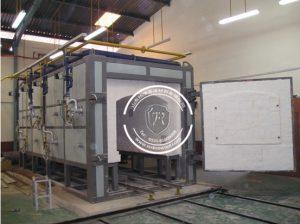 工业窑炉壁衬硅酸铝陶瓷纤维棉